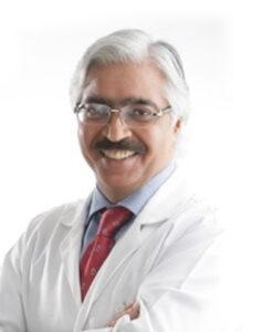 Dr. Ashok Seth Amu Alumni