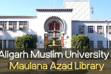 amu mulana azad library
