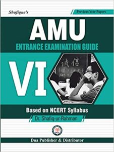 6 AMU Entrance Guide Perfect Paperback – 1 January 2019