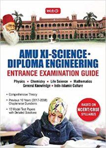 AMU XI Science - Diploma Engineering Entrance Exam Guide Paperback – 21 February 2018