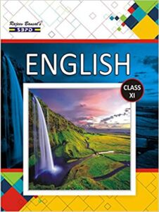 English for Class-XIth Paperback – 1 January 2016