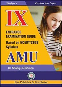 IX Entrance Entrance Guide AMU Perfect Paperback 1 January 2019