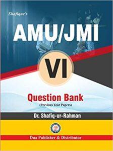 Jamia Millia Islamia and AMU Aligarh Class VI Question paper Paperback – 1 January 2018