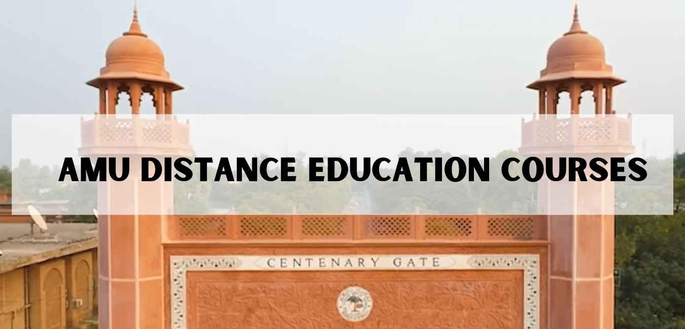 AMU distance Education courses
