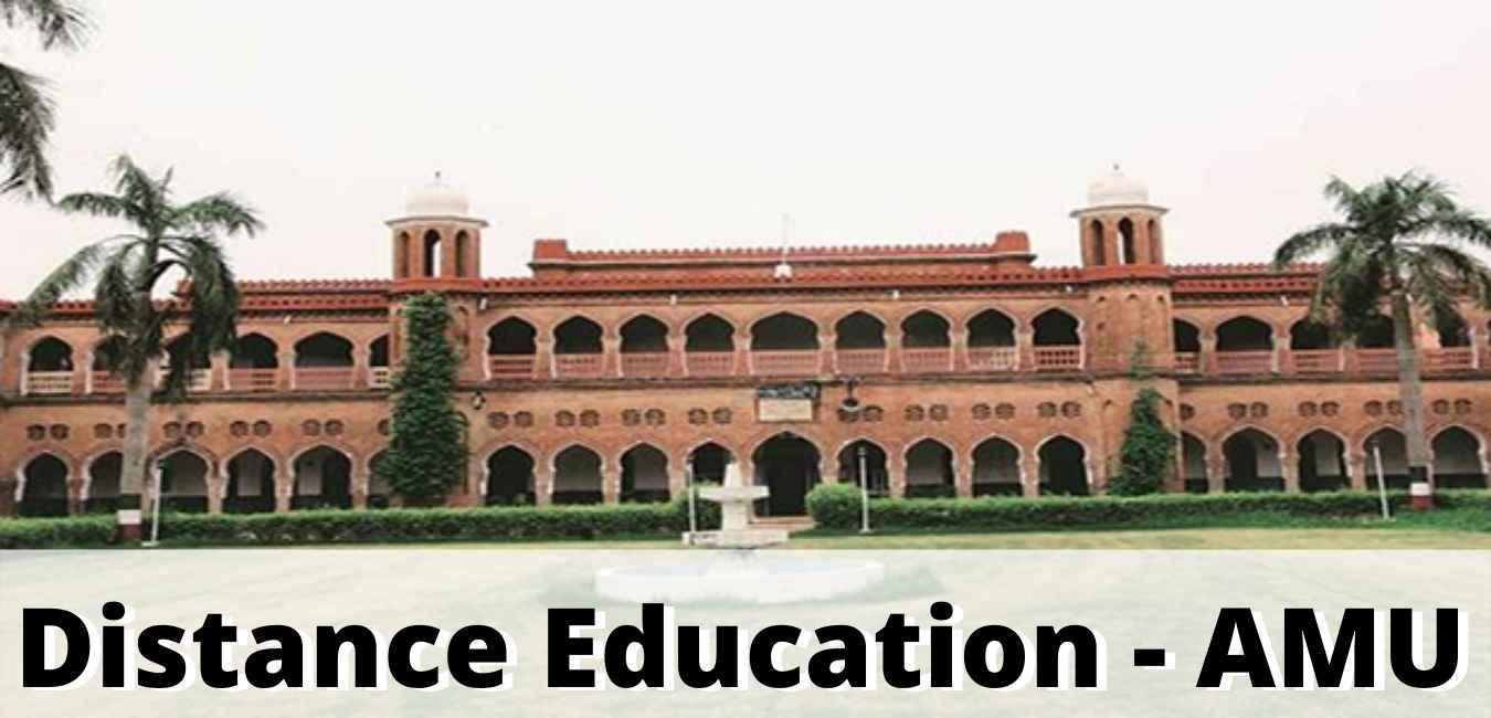 Distance Education - AMU