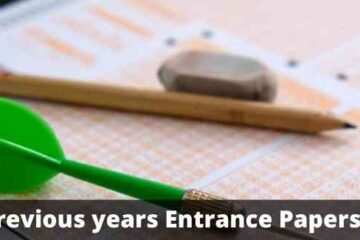 JMI Previous years Entrance Papers 2016